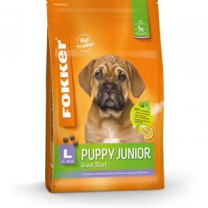 Fokker - Puppy / Junior L (13kg) | High Premium Quality