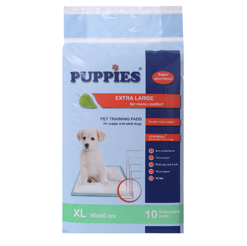 Puppies Pettrainning Pads